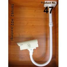 47 براکت سقفی (عصائی) قاب محافظ با طول متغير T91V62-H22