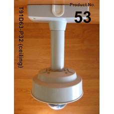 پايه براکت سقفی دوربين دام ثابت Axis سری P32 مدل T91D63-P32