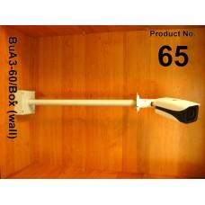 65 براکت باکس ديواری / سقفی بولت و دام  اکونومی BuA 3-60-Box