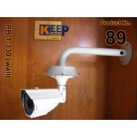 89 براکت باکس ديواری / سقفی / بام دوربين بولت (دام) اکونومی PB 1-330